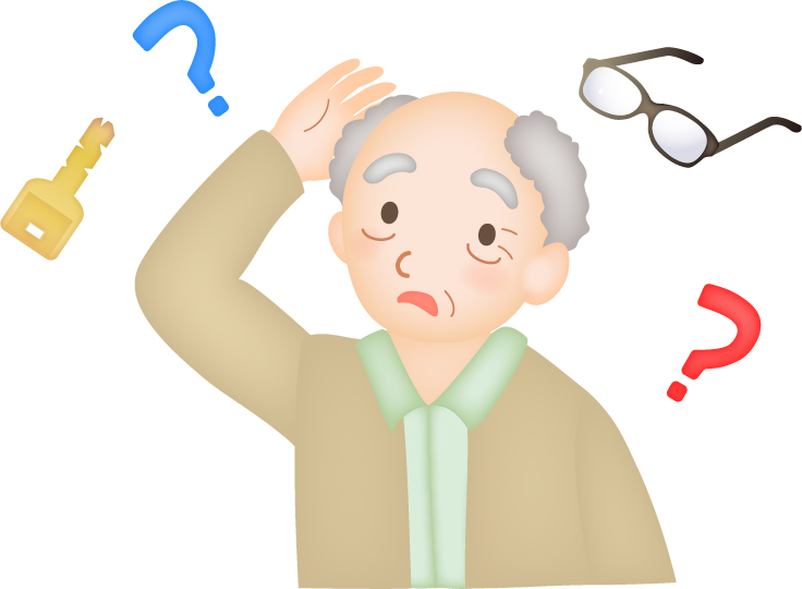 14. 物忘れと認知症 │ チーム脳外 脳神経外科医のブログ
