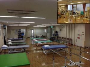 武田病院・リハビリテーション科
